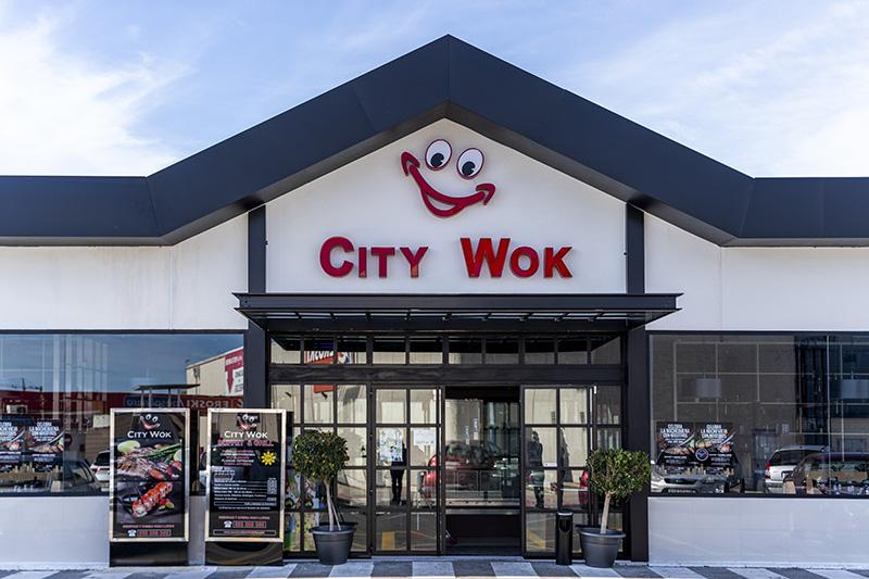 Instalaciones City Wok Elche