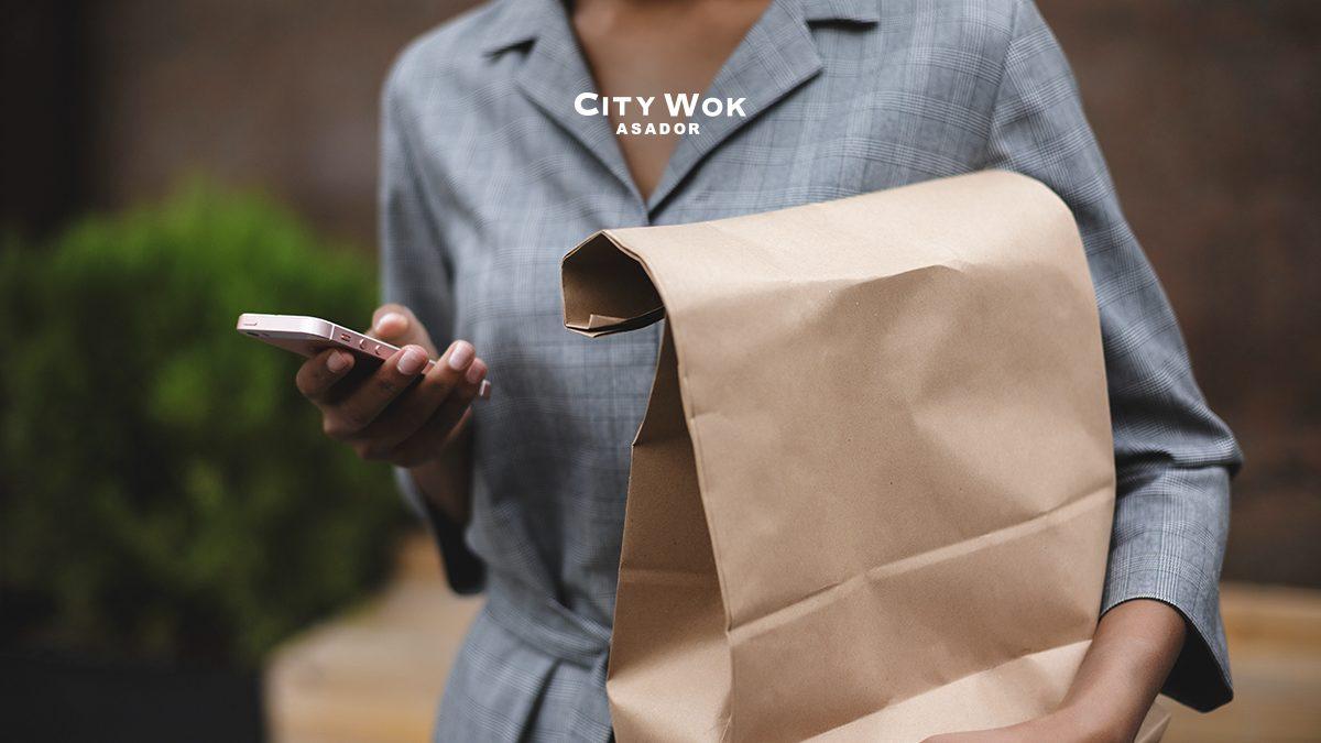 Disponemos de tienda online en City Wok Elche, Alicante