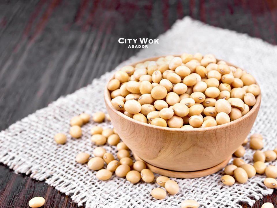 Beneficios de la soja